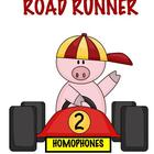 Road Runner-Homophones
