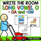 Road Show Read and Write the Room (-oa, -ow)