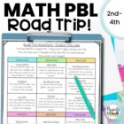 Road Trip!  A Fun Decision-Making Math Activity