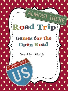 Road Trip - Games for the Open Road