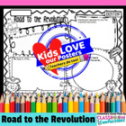 Road to the American Revolution Poster Activity