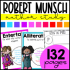 Robert Munsch Author Study Super Pack