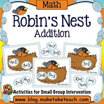 Robin's Nest Addition