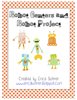 Robot Centers and Robot Project