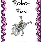 Robot Fun (Harcourt Trophies My Robot)