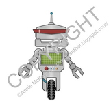 Robot Graphics (personal and commercial use)