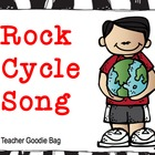 Rock Cycle Song {Rockin&#039; to the Rock Cycle}