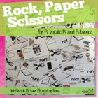 Rock Paper Scissor for R articulation