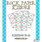 Rock, Paper, Scissors: Addition to 10