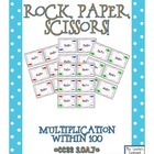 Rock, Paper, Scissors: Multiplication