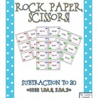 Rock, Paper, Scissors: Subtraction