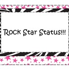 Rock Star Behavior Posters (20 total)