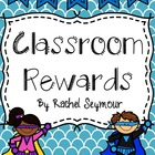 Rock Star Behavior Reward Catalog