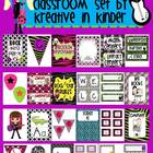 Rock Star Classroom Theme Decor for Beginning of the Year