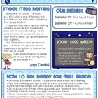 Rock Star Newsletter {Editable}