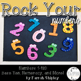 Rock Your Numbers--Common Core Aligned