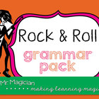 Rock and Roll Grammar Pack