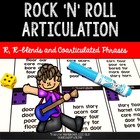 Rock 'n' Roll Articulation - R    360 words!