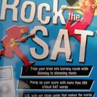 Rock the SAT book and CD