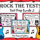 Rock the Test! (Reading Test Prep Bundle)
