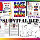 Rock the Test Survival Kit for Testing Pep Assembly and Sp