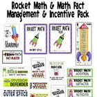 Rocket Math Fact Management and Rewards