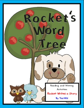 Rocket Writes a Story Word Trees!
