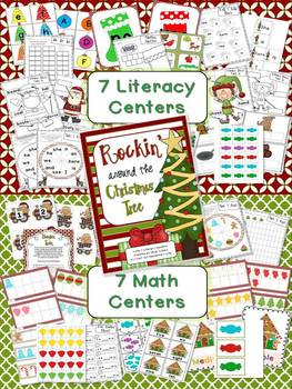 Rockin' Around The Christmas Tree: Common Core Literacy &