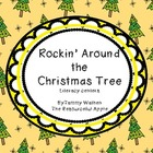 Rockin' Around the Christmas Tree- Literacy Centers