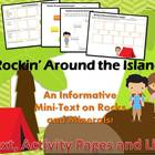Rockin' Around the Island Text and Activities for Rocks an