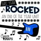 Rockin&#039; End of the Year Unit