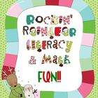 Rockin&#039; Reindeer Literacy and Math Fun Pack