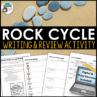 Rockin' Through the Rock Cycle - Geography, Earth Science,
