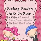 Rocking Reader Response Write the Room Activity