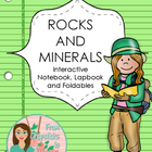 Rocks and Minerals Lapbook or Foldables