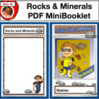 Rocks and Minerals Mini Booklet PDF