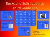 Rocks and Soils TV Trivia Review Game-Georgia