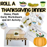 Roll A Thanksgiving Dinner {Spanish}