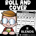 Roll & Cover Game Boards (R-Blends)