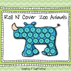 Roll N' Cover Addition Zoo Animals