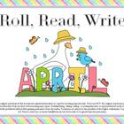 Roll, Read, Write - April