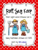 Roll Say Keep {Dolch Sight Word Phrases from List 6}