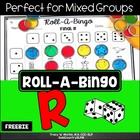 Roll a Bingo R! SAMPLER  Print 'n' Play