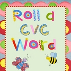 Roll a CVC Word