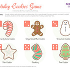 Roll a Dice &quot;Holiday Cookie Plate&quot;: A reinforcer for speec