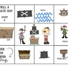 Roll a Pirate Ship Game