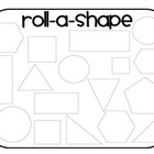 Roll-a-Shape 2d Shape Drawing