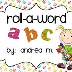 Roll-a-Word Fun Freebie!