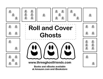 Roll and Cover Ghosts