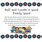 Roll and Create a Word